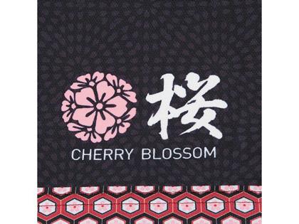 左袖には漢字で「桜」。海外の方へのプレゼントやお土産にも最適です。