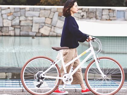 ライトウェイパスチャークロスバイク