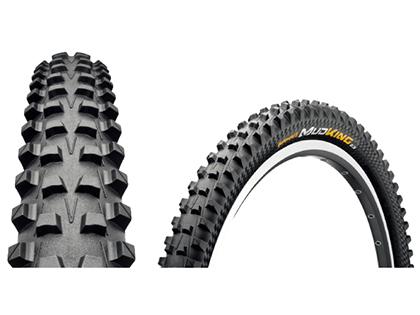 自転車の 自転車 タイヤ ホイール 交換 価格 : ... マッドキング) MTBタイヤ26x2.3