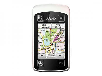... 自転車GPSサイクル