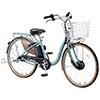 BRIDGESTONE フロンティアロング 26型 F6LB47 電動アシスト自転車(両輪駆動)