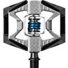 クランクブラザーズ ダブルショット ペダル <ブラック/ブルー>