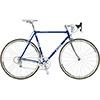GIOS 17'STEEL MASTERスティールマスター(VELOCE 2x10s)ロードバイク