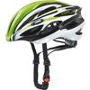 UVEX RACE 1 <グリーン/ホワイト> ロードヘルメット