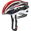 UVEX RACE 1 <レッド/ホワイト> ロードヘルメット