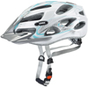 UVEX ONYX <ホワイト/ライトブルー> 女性用ヘルメット