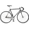 KHS 16'FLITE100 シングルスピードバイク