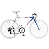DOPPELGANGER 420 SPOOLスプール(1x7s)クロスバイク700C