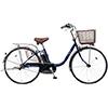 "PANASONIC ビビFX 24"" BE-ELF43 電動アシスト自転車(通学保険プレゼントキャンペーン対象車)"