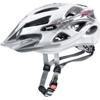 UVEX ONYX <ホワイト/レッド> 女性用ヘルメット