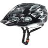 UVEX ONYX <ブラック/シルバー> 女性用ヘルメット
