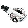 シマノ PD-M520 SPDペダル <ホワイト> EPDM520W