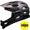 BELL SUPER 3R MIPS(スーパー3Rミップス) <マットブラック/オリオン> MTBフルフェイスヘルメット