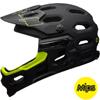 BELL SUPER 3R MIPS(スーパー3Rミップス) <マットブラック/レティーナシアー> MTBフルフェイスヘルメット