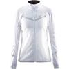 CRAFT 1903258 フェザーライトジャケット W <2900 ホワイト/プラチナ> 女性用