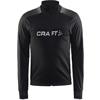 CRAFT 1904438 グランフォンド ジャケット <9900 ブラック/ホワイト>