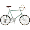 BIANCHI 17'MINIVELO-10 ドロップバー(TIAGRA 2x10s)ミニベロバイク