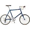 BIANCHI 17'MINIVELO-8 ドロップバー(CLARIS 2x8s)ミニベロバイク