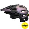 BELL SUPER 3 MIPS(スーパー3ミップス) <マットブラック/オリオン> MTBフルフェイスヘルメット