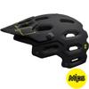 BELL SUPER 3 MIPS(スーパー3ミップス) <マットブラック/レティーナシアー> MTBフルフェイスヘルメット