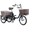 PANASONIC ビビライフ BE-ELR83 電動アシスト三輪自転車