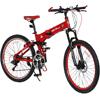 "ALFAROMEO SPECIALE AW6 折畳自転車 26"""