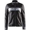 CRAFT 1903290 フェザーライトジャケット M <9900 グランフォンド/ブラック/ホワイト>