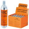 UNICH CO2 カートリッジ16g(30本入りセット)CG-BK1