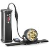 LUPINE BETTY R14 充電式 高輝度LEDヘルメットライト