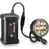 LUPINE WILMA7 充電式 高輝度LEDヘルメットライト