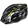 キャノンデール CU4004 クイック ヘルメット(ブラック/グリーン)