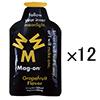 MAG ON マグオン エナジージェル グレープフルーツ味 12個入り