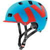 UVEX HLMT 5 BIKE PRO <シアン/レッドマット> ヘルメット