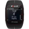 POLAR M400 HR<ブラック> (心拍センサー付) GPSランニングウォッチ