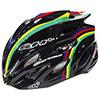 SH+ SHABLI S-LINE ブラック/カラーズ ヘルメット
