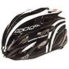 SH+ SHABLI S-LINE ブラック/ホワイト ヘルメット