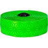 SUPACAZ スーパースティッキー クッシュ シングルカラー <ネオングリーン> バーテープ