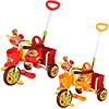JOYPALETTE わくわくアンパンマンごうピース 三輪車 #0221