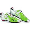 SIDI WIRE AIR(ワイヤーエアー) <グリーンFluo/ホワイト> ロードシューズ 特価品