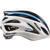 KARMOR FEROX(フェロックス)<ホワイト/ブラック+ライトブルー> ヘルメット
