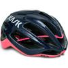 KASK PROTONE <ネイビーブルー/ピンク>  ロードヘルメット