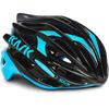 KASK MOJITO <ブラック/ライトブルー> ロードヘルメット