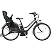 BRIDGESTONE ハイディツーHYDEE-2(リヤチャイルドシート付) HY626C 電動アシスト自転車