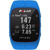 POLAR M400 HR<ブルー> (心拍センサー付) GPSランニングウォッチ