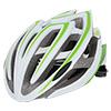 キャノンデール CH081016U テラモ ヘルメット(ホワイト/グリーン)