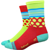 "DEFEET AI 5"" Hi-Top <Mash-Up> ソックス"