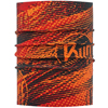 BUFF�@HELMET LINER PRO BUFF ��FLASH LOGO ORANGE FLUOR��
