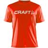 CRAFT 16'#198921 プライム ロゴ ティー 男性用Tシャツ