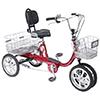 AERO クークル M2 シニア4輪自転車