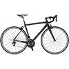 BIANCHI 17'FENICE PRO ブラック(105 2x11s)ロードバイク